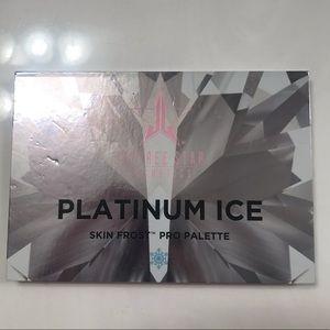 Jeffree Star Platinum Ice Highlight Palette